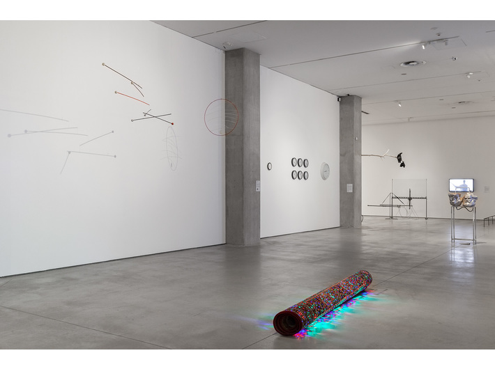 Wystawa //Ruch jako materia sztuki//, fot. R. Sosin