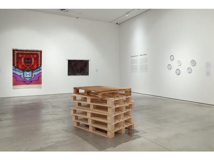 Wystawa //Design symboliczny//, fot. R. Sosin