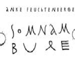 Anke Feuchtenberger, //Somnambule//, Fundacja Tranzyt/Celna, Poznań 20121