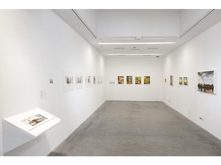 Wystawa Shinjiego Ogawy //Wchodzę w każdą rzeczywistość//, fot. R. Sosin