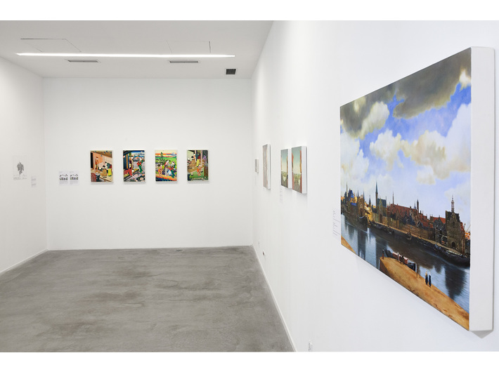 Shinji Ogawa //I Enter Every Reality// exhibition, photo: R. Sosin