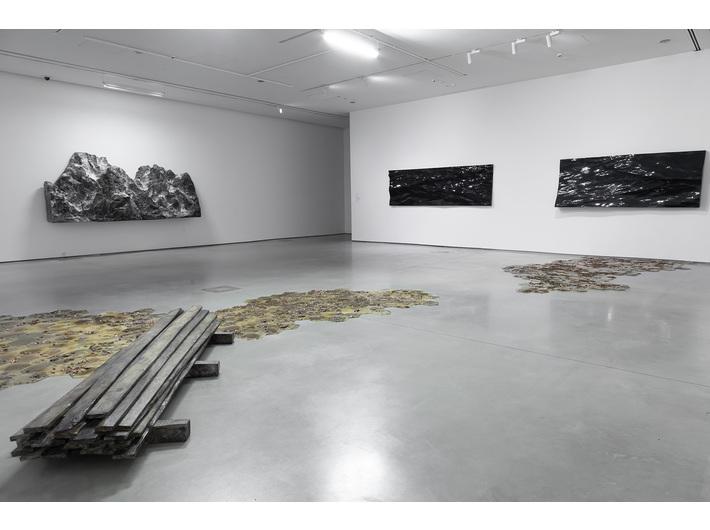 Wystawa Gudia Casaretta //Duchy materii//, fot. R. Sosin