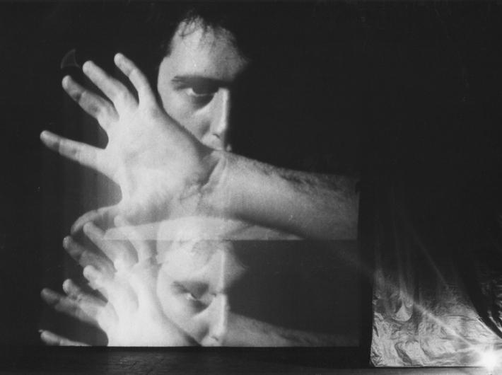 John Blake, //Oślepienie//, 1984