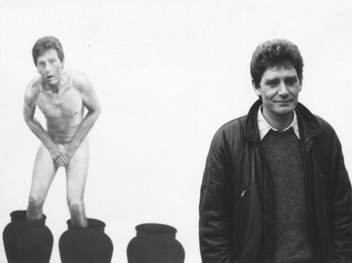 Gerard Hemsworth, //Akt rozwagi//, 1983