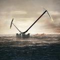 Morska turbina wiatrowa //Aerogenerator X//, wizualizacja: Grimshaw Architects116