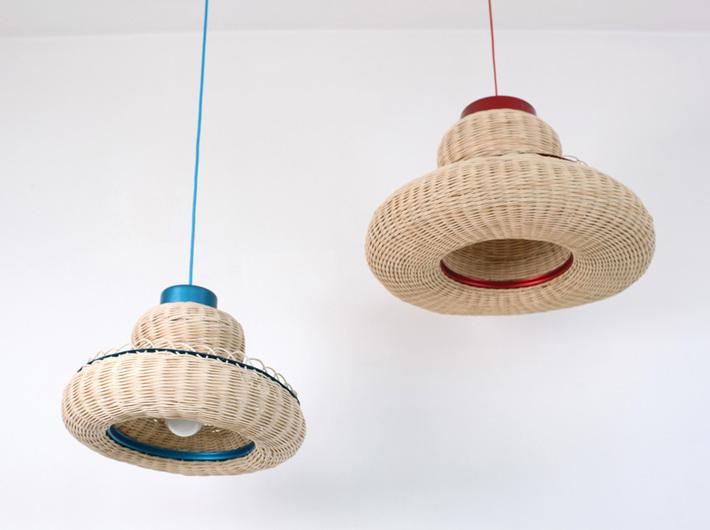 Lampy //Awateef//, 2011, projekt i fot. Knockoutdesign