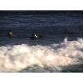 Beat Streuli, //Surferzy z Tamaramy 01-24-01//, 2007, video, 60 min, Kolekcja MOCAK-u1