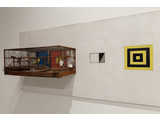 Piotr Lutyński, bez tytułu [Elementy instalacji //Świetlani przewodnicy//], 1997, obiekt, Kolekcja MOCAK-u3