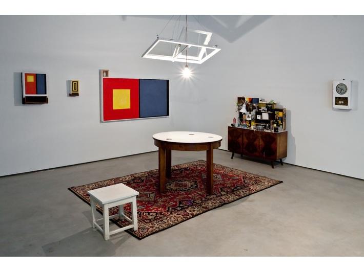 Piotr Lutyński, //Pięć elementów//, 2010, instalacja, Kolekcja MOCAK-u