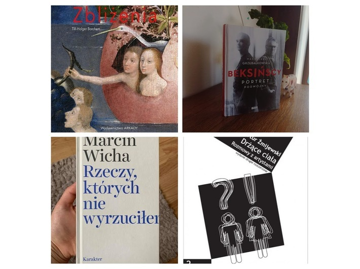 //Shared Shelf// – we recommend books on art!