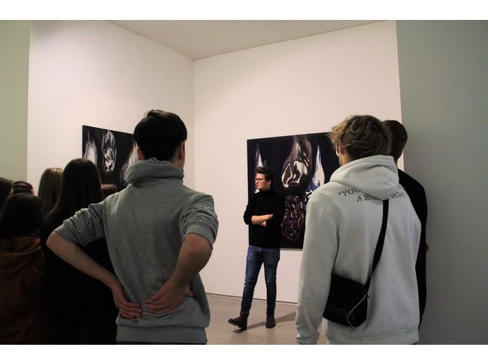 //World War II – Drama, Symbol, Trauma// exhibition, photo: Art Knowledge Department