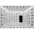 Stanisław Dróżdż, //In–Between//, 1977/2004, installation, 300 x 500 x 450 cm, MOCAK Collection874