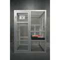 Tomasz Bajer, //Minimalism of Guantanamo//, 2008, installation, 200 x 150 x 200 cm, MOCAK Collection876