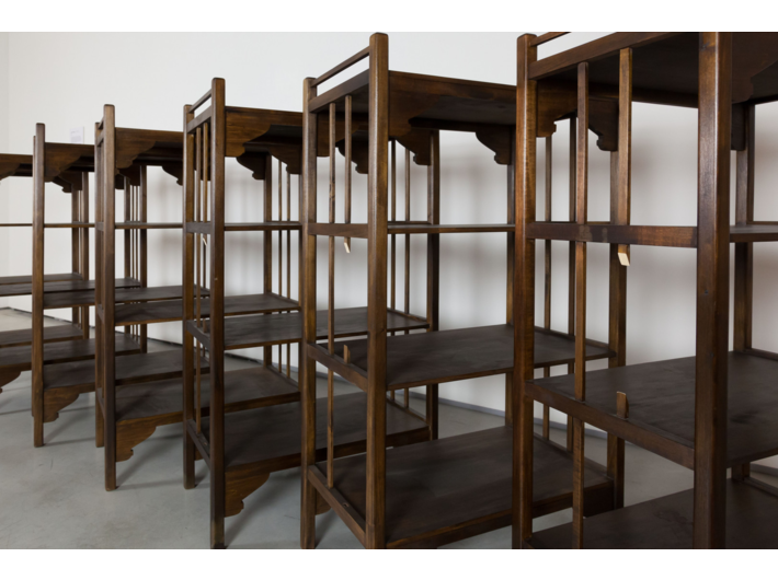 Rafał Bujnowski, //Last Remaining//, 2004, object, 120 x 60 x 40 cm, MOCAK Collection