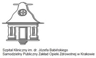 Szpital Kliniczny im. dr. Józefa Babińskiego Samodzielny Publiczny Zakład Opieki Zdrowotnej w Krakowie1
