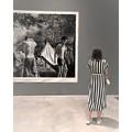 Wystawa //Współczesne modele realizmu//, Muntean / Rosenblum, bez tytułu [Bo co tak naprawdę...], 2015, kredka, akryl / płótno, Kolekcja MOCAK-u, fot. Dział Promocji, MOCAK