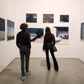 Wystawa //Artyści z Krakowa. Generacja 1950–1969//, widoczne prace Roberta Bubla, fot. Dział Promocji, MOCAK