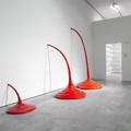 Krištof Kintera, //The Room Full of Red//, 2008, installation, MOCAK Collection, photo: R. Sosin911