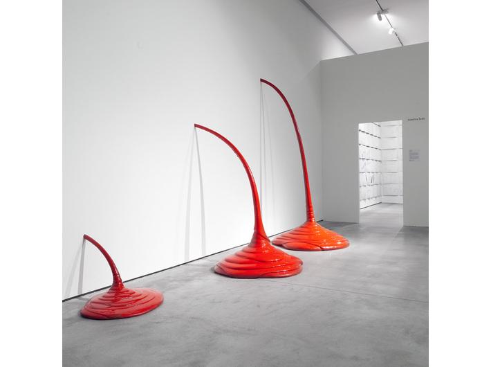 Krištof Kintera, //The Room Full of Red//, 2008, instalacja, Kolekcja MOCAK-u, fot. R. Sosin