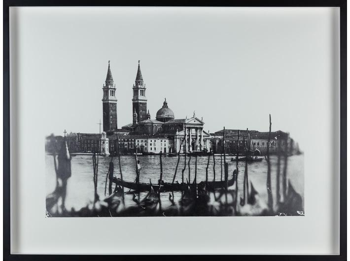Shinji Ogawa, //Venezia 1//, from the series //Perfect World//, 2014, pencil / paper, 57.6 × 76.5 cm, MOCAK Collection