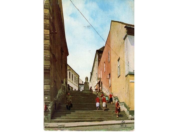 Shinji Ogawa, //Perfect World 1–002: Perfect Tarnów 2//, from the series //Perfect World//, 2017, acrylic / postcard, 14.9 × 10.3 cm, MOCAK Collection