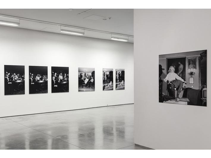 Widok z wystawy Mariana Eilego //Artysta i redaktor//, fot. R. Sosin