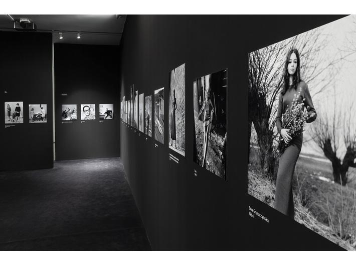 Exhibition view: //Marian Eile: Artist and Editor//, photo: R. Sosin