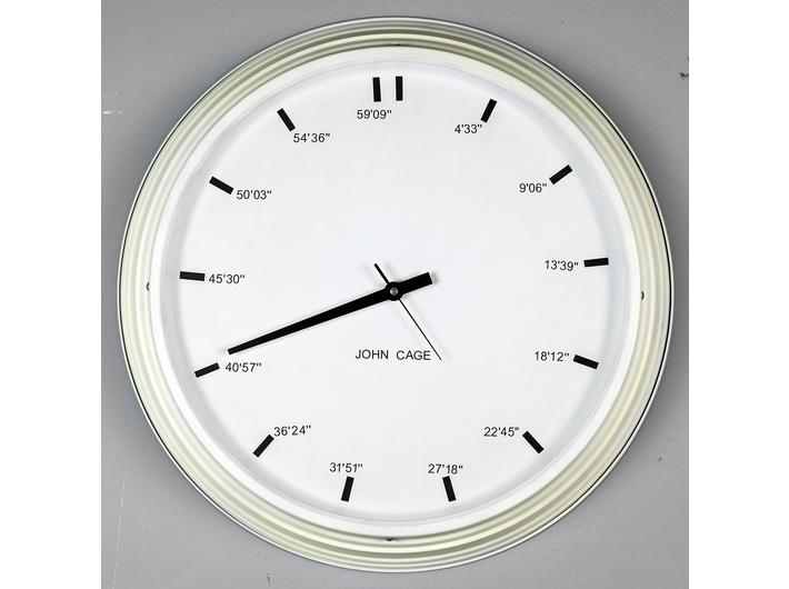 Leszek Lewandowski, //13 x Cage//, 2008, object, ø 58,7 cm, MOCAK Collection
