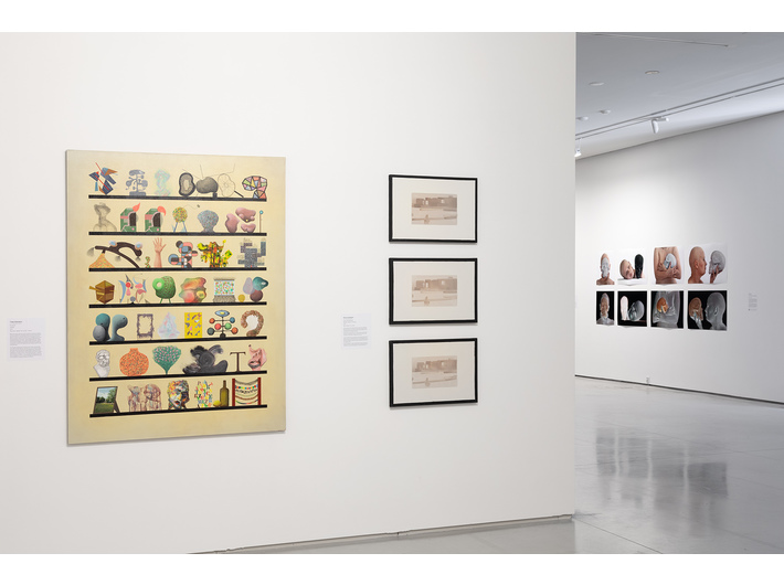 Wystawa //Sztuka karmi sztukę//, fot. R. Sosin