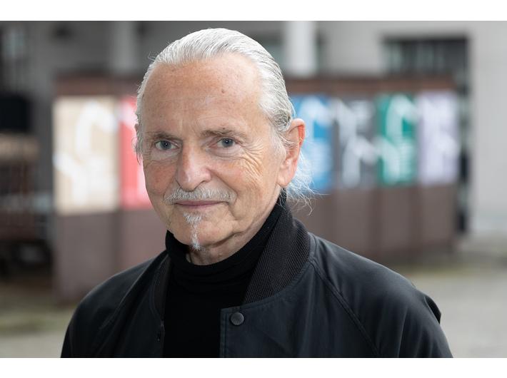 Krzysztof Wodiczko, photo: R. Sosin