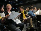 //Porozmawiajmy o edukacji// (1), fot. Emilia Pawłusz