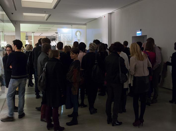 Opening 14 February 2013, photo R.Sosin