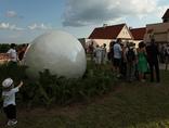 Launch of Maurycy Gomulicki's //Pearl//, 2009  Photo: Radosław Krupiński  From the private archive of Agnieszka Tarasiuk5
