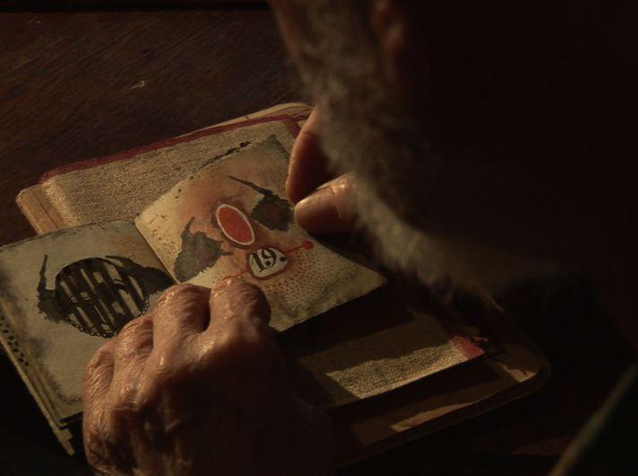 Jarosław Faliński, //Zbigniew Makowski. Nulla est fuga. Gnothi seauton//, 2009, film dokumentalny, 80 min