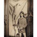 Ghislain Dussart, //Bez tytułu//, lata 60. Technika mieszana, 28 x 22 cm Dzięki uprzejmości Michael Fuchs Galerie GmbH141