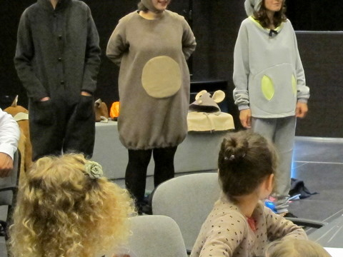 Children's Day at MOCAK: //Workshop with a Chrysalis//