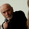 Ryszard Krynicki, fot. Krzysztof Łysek, dzięki uprzejmości festiwalu RK'70153