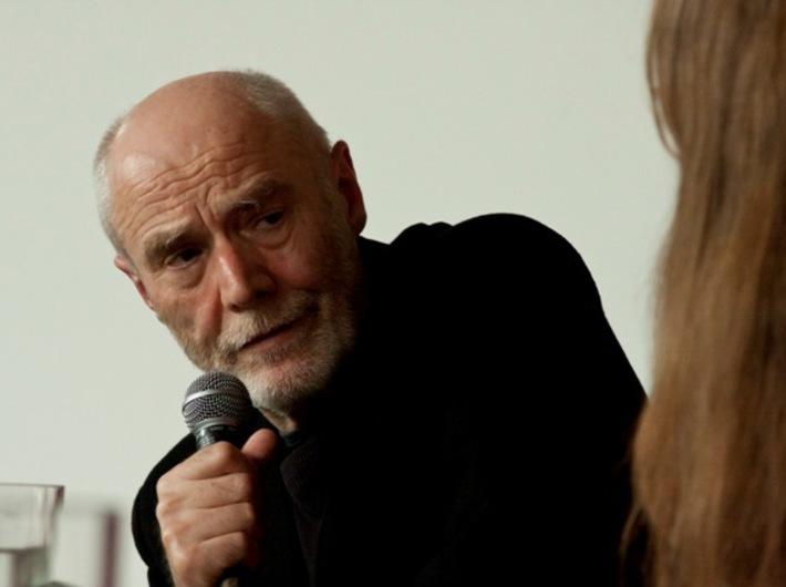 Ryszard Krynicki, fot. Krzysztof Łysek, dzięki uprzejmości festiwalu RK'70