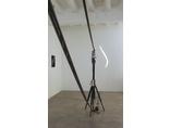 Józef Robakowski, //Der Linie nach//, widok wystawy w galerii Żak Branicka, 20121