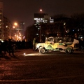 //The War Veteran Projection//, Warsaw, 10.11.2012. Courtesy of Profil Foundation141