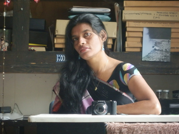 photo: Manju Pavadai, 2013