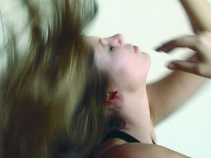Krystyna Piotrowska, //Jej włosy//, 2011, video, dzięki uprzejmości artystki