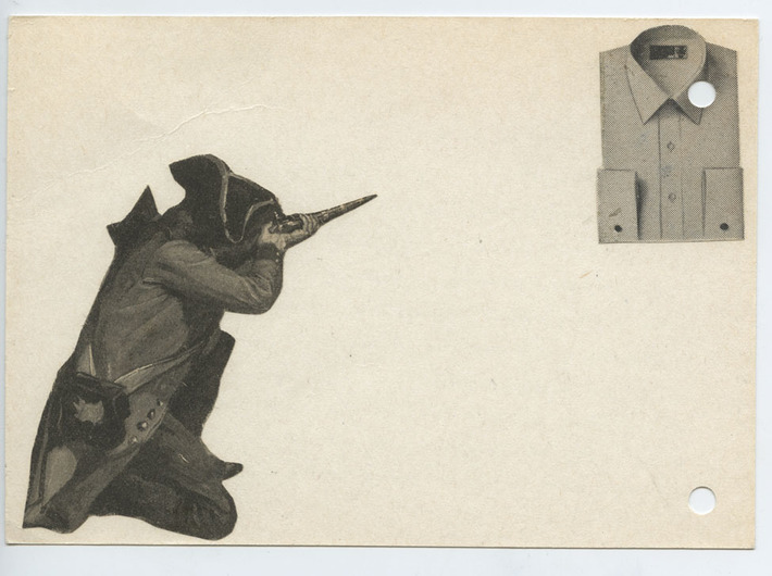 Wisława Szymborska, to Gizela Szancerowa, 1984, MOCAK Archive