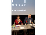 Konferencja prasowa w MOCAK-u1