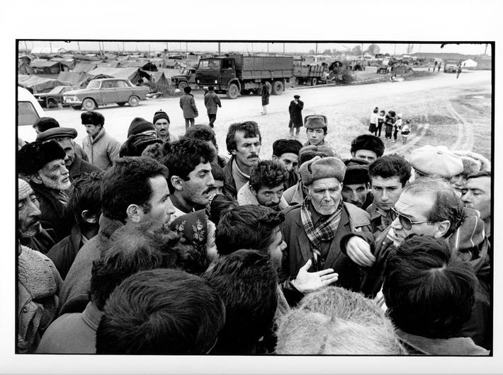 Rune Eraker, //Azerbaijan//, 1994