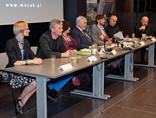 Konferencja prasowa w MOCAK-u2