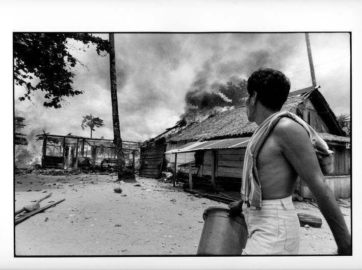 Rune Eraker, //Indonezja//, 1999