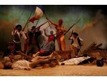 Cristina Lucas, //Wolność wiodąca lud (La Liberté Raisonnée)//, 2009, wideo, fot. dzięki uprzejmości artystki i Juana De Aizpuru Gallery, Madryt1