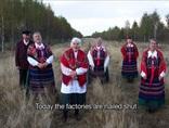 Alicja Rogalska, bez tytułu [Piosenka broniowska], 2011, wideo, fot. dzięki uprzejmości artystki1