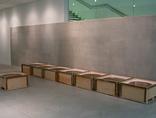 Uroczystość przekazania rzeźby 7+1 autorstwa Mirosława Bałki do kolekcji MOCAK-u7